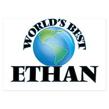 World's Best Ethan Invitations