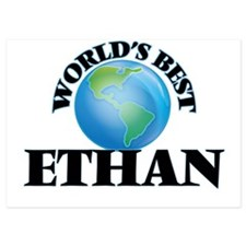World's Best Ethan Invitations