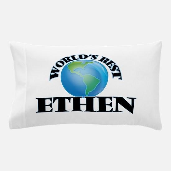 World's Best Ethen Pillow Case