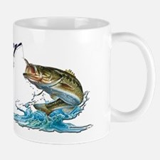 Rather Be Fishing Small Small Mug