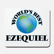 World's Best Ezequiel Mousepad