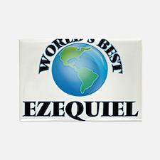 World's Best Ezequiel Magnets