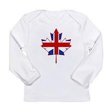 British in Canada Long Sleeve T-Shirt
