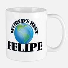 World's Best Felipe Mugs