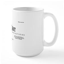 LongShot Manufacturing Mug