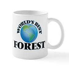 World's Best Forest Mugs