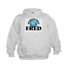 World's Best Fred Hoodie