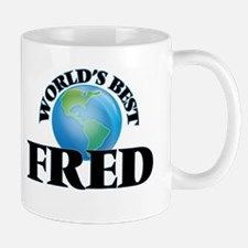 World's Best Fred Mugs