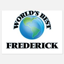 World's Best Frederick Invitations
