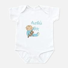 Auntie's Boy Infant Bodysuit
