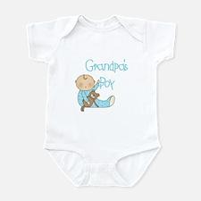 Grandpa's Boy Infant Bodysuit