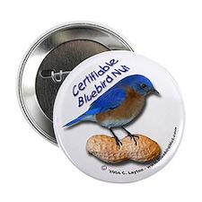 Bluebird Nut Button