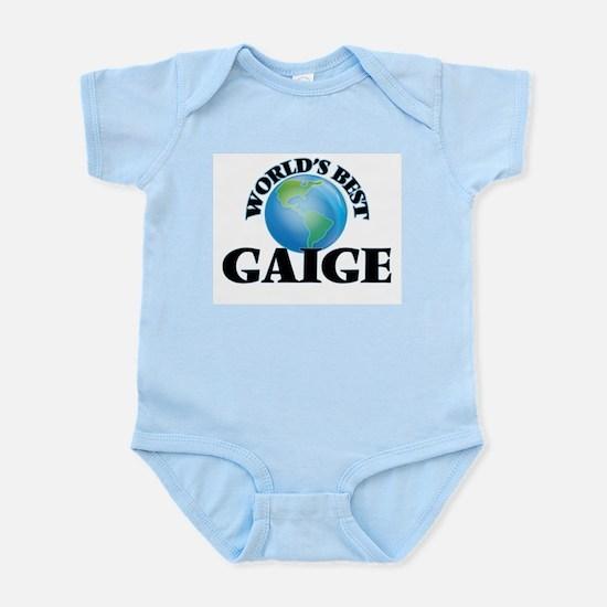 World's Best Gaige Body Suit