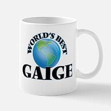 World's Best Gaige Mugs