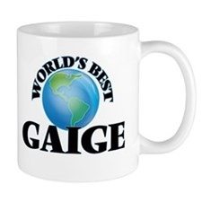 World's Best Gaige Mugs