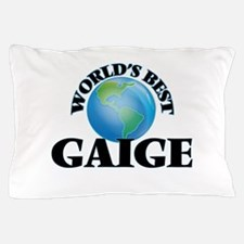 World's Best Gaige Pillow Case