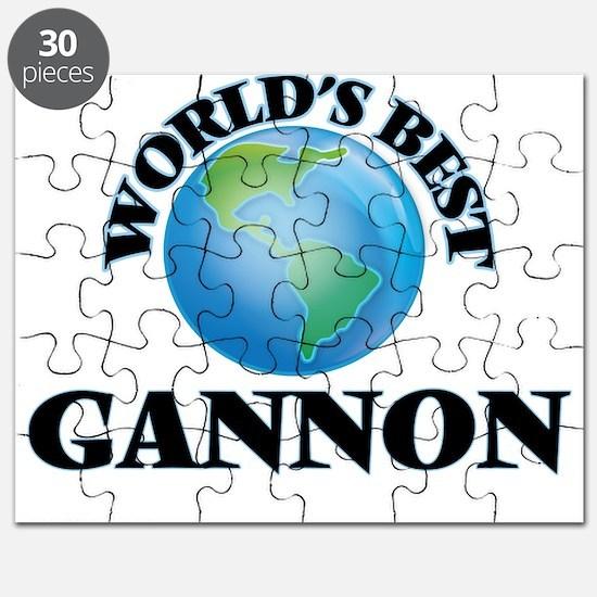 World's Best Gannon Puzzle