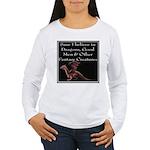 Sure I believe in Dragons Women's Long Sleeve T-Sh