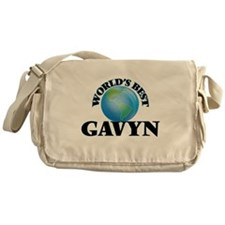 World's Best Gavyn Messenger Bag