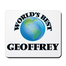World's Best Geoffrey Mousepad