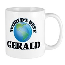 World's Best Gerald Mugs