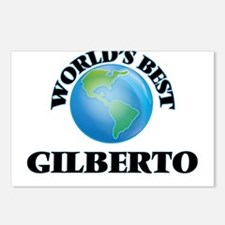 World's Best Gilberto Postcards (Package of 8)