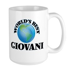 World's Best Giovani Mugs