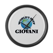 World's Best Giovani Large Wall Clock