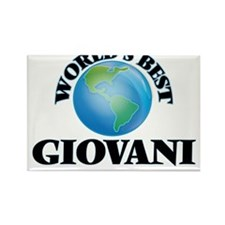 World's Best Giovani Magnets