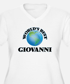 World's Best Giovanni Plus Size T-Shirt