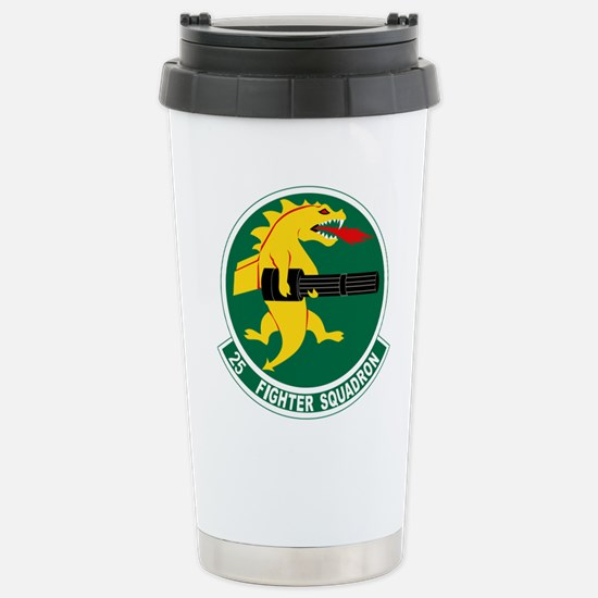 25th_fs_patch.png Stainless Steel Travel Mug