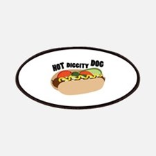 Hot Diggity Dog Patches