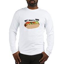 Hot Diggity Dog Long Sleeve T-Shirt