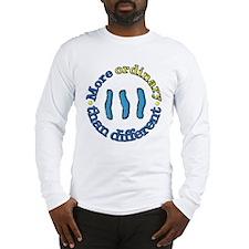 More Ordinary Long Sleeve T-Shirt