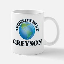 World's Best Greyson Mugs