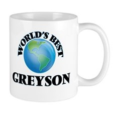 World's Best Greyson Mugs