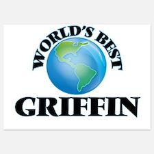 World's Best Griffin Invitations