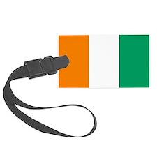 Côte d'Ivoire Flag Luggage Tag