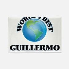World's Best Guillermo Magnets