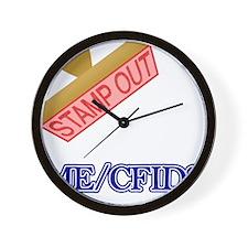 ME-CFIDS Wall Clock