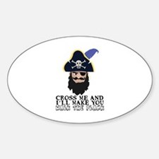 Walk The Plank Decal