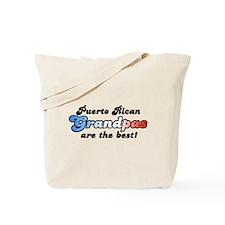 Puerto Rican Grandpas Tote Bag
