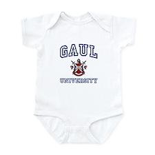 GAUL University Infant Bodysuit