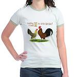 Dutch Bantam Time! Jr. Ringer T-Shirt
