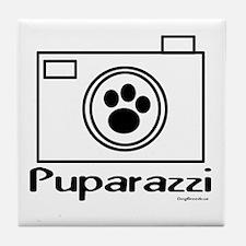 Puparazzi Tile Coaster