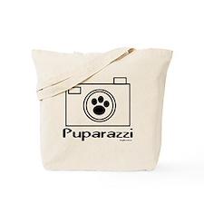 Puparazzi Tote Bag