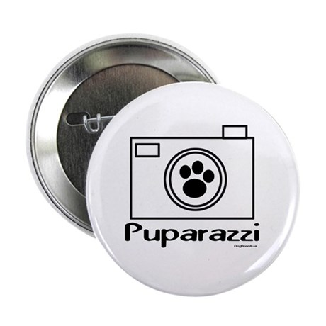 """Puparazzi 2.25"""" Button (10 pack)"""