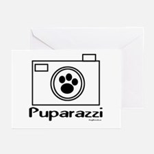 Puparazzi Greeting Cards (Pk of 10)