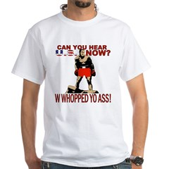 George Bush Can You Hear U.S. Shirt