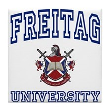 FREITAG University Tile Coaster
